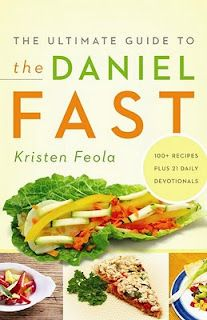 Get Your Daniel Fast Guide!