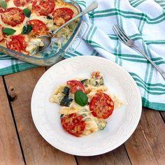 9 felülmúlhatatlan cukkinis tészta, amit te is ki akarsz próbálni! Pepperoni, Ricotta, Vegetable Pizza, Vegetables, Breakfast, Food, Morning Coffee, Essen, Vegetable Recipes