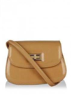 Esbeda Twist Clasp Sling Bag purchase from koovs