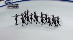 Nexxice Synchronized Figure Skating