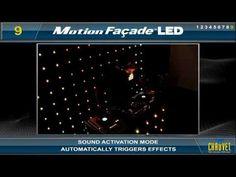 MotionFaçade™ LED by CHAUVET Lighting
