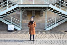 AGNES CSERNUS PHOTOGRAPHY - Legal Alien in Prague Project Prague, Raincoat, Photography, Fashion, Art, Rain Jacket, Moda, Photograph, Fashion Styles