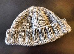 Watchman's Hat - Knit
