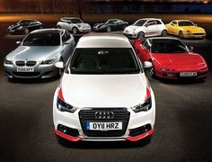 Go on then, which one would you want to take home first given the chance? Audi, Bmw, Nissan, Vehicles, Car, Vehicle, Tools