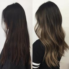 Gorgeous fall hair color for brunettes ideas (59)