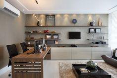 The Best Modern Home Office Design Elements Medical Office Interior, Office Interior Design, Home Office Decor, Office Interiors, Office Furniture, Home Decor, Furniture Plans, Kids Furniture, Office Workspace