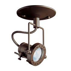 track lighting kits light atg stores. Shop Kendal Lighting MPGU-4 Line Voltage Monopoint Directional Spot Light At ATG Stores. Track KitsLighting Kits Atg Stores C