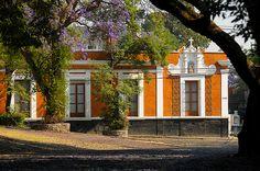 San Angel Mexico DF