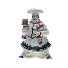 Chef de Cuisine Cookie Jar
