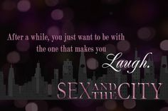 Sex and the City Quote Poster ... 12x18.... or can be requested for a bigger size. $15.00, via Etsy.