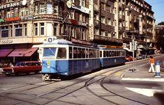 1979 Zurych Switzerland, Street View