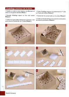 How to make a box Part 3