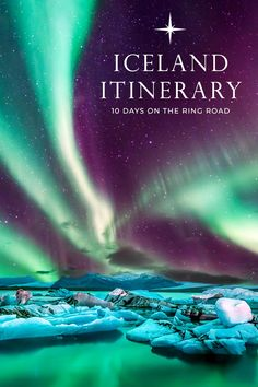 Iceland Itinerary for 10 Days (More or Less): The Ultimate Ring Road Trip Travel Guide – I am Aileen Iceland Travel Tips, Europe Travel Tips, New Travel, Travel Guide, Travel Destinations, Travel Advise, Travel Trip, Travel Goals, Budget Travel