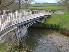 Thomas Telford's Cantlop bridge, Berrington, Shropshire