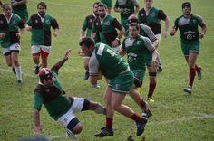 CHOQUE !!!! São Bento Rugby x Pirituba Rugby  Amor com a bola chocasse contra o adversário que vai ao chão.