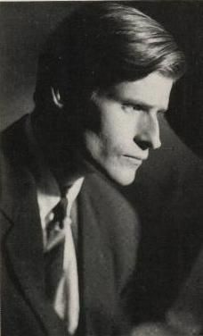 Crispin Glover, I love his face.