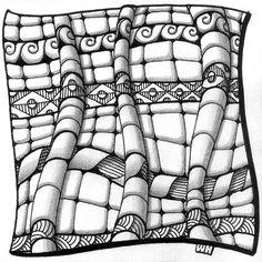 3-D tangle