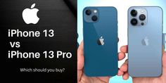 iPhone 13 vs iPhone 13 Pro: Which should you buy? - OTECHR Burst Photos, Promotion Display, Photo Lens, Optical Image, Portrait Lighting, Display Technologies, Camera Lens, Phone Cases, Technology
