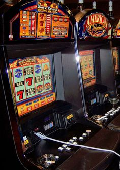 Slot Machines in Las Vegas