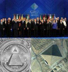 G20 and pyramid