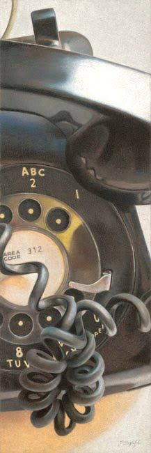Vintage Machines - Drawing by Nicole Caulfield Pencil Painting, Watercolor Pencils, Painting & Drawing, Ap Drawing, Drawing Ideas, Color Pencil Sketch, Vintage Phones, Coloured Pencils, Ap Art