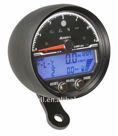 speedometers for motorcycle