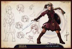 Legend of Zelda Staff Of Gamelon Zelda