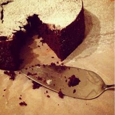 Mine matskriblerier: Saftig sjokoladekake med en ekstra ingrediens
