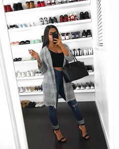 Spring outfits, winter outfits, casual outfits, cute outfits, fashion o Girly Outfits, Chic Outfits, Spring Outfits, Trendy Outfits, Winter Outfits, Fashion Outfits, Looks Chic, Looks Style, Vetement Fashion