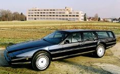 No, your screen didn't shrink, there's no photoshop and it wasn't just a concept car. This Aston Martin Lagonda wagon, manufactured between 1976 and 1989, was hoped to appeal customers who would otherwise spend their money on products from Rolls Royce and Bentley. Guess what happened?