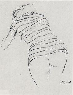 Sketch, 1968