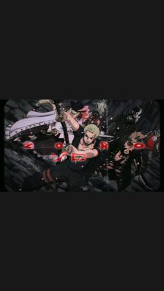 Roronoa Zoro Vídeo Wallpaper