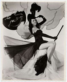 Dusty Anderson 1940's