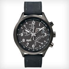 Timex: Intelligent Quartz™ Fly-Back Chronograph