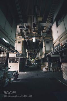 Kyoto underground by mitsuru_wakabayashi