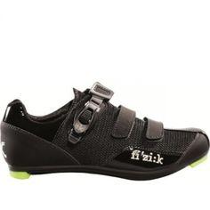 Fizik Women's R5 Donna Road Cycling Shoes, Black, Size 38 - Fitnessmagazine.com