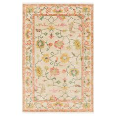 Surya Transcendent Hand Knotted Wool Rug @LaylaGrayce
