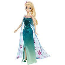 Disney Frozen Fever Birthday Party Elsa Doll 14.99 Toysrus