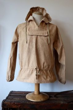 Ivy League Style, Cool Gear, Pendleton Wool, Vintage Cotton, 1940s, Fashion History, Smocking, Cotton Canvas, Work Wear