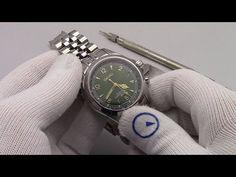 5df59a2d2813 (215) Seiko Alpinist SARB017 - New Strapcode Watch Bracelet For Seiko  SARB017 - YouTube
