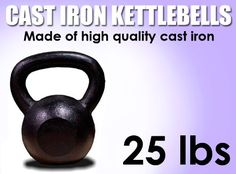 New 25 Lbs Solid Cast Iron Kettlebells Weight Dumbbells Kettlebell * Want to know more, click on the image.