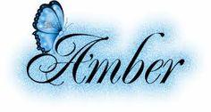 the name amber