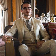 いいね!2,395件、コメント34件 ― Cool Gentsさん(@cool.gents)のInstagramアカウント: 「Elegant! Rate the look 1-10」