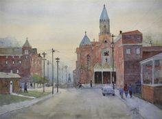 ღღ Crosswalk by Judy Mudd