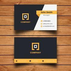 Moderno Organizzazioni aziendali Card Design