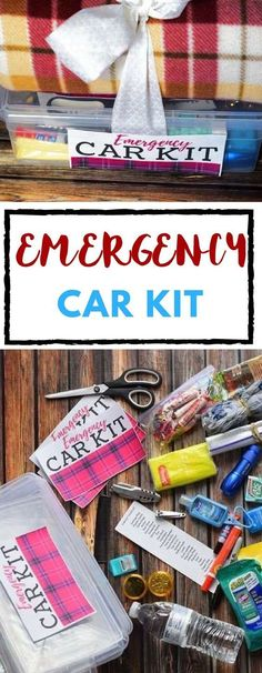 DIY Emergency car ki