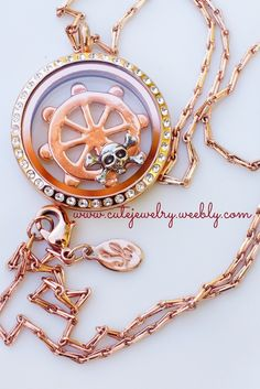South Hill Designs Cute Jewelry Pirate Locket!! Www.southhilldesigns.com/lisamollieperks