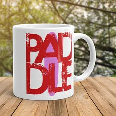 Paddling this summer? Kayak canoe or SUP board doesn't matter. Keep warm with a new favourite mug. Available in three color choices.  #paddle #paddling #paddle #ocean #oceansports #oceangear #SUP #standuppaddling #standuppaddleboarding #paddleboarding #kayak #canoe #kayaking #canoeing #rowing #sports #watersports #beach #kayaker #gifts