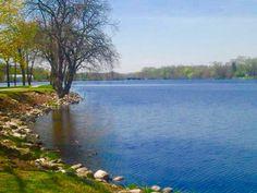 Browns Lake, Burlington Wisconsin