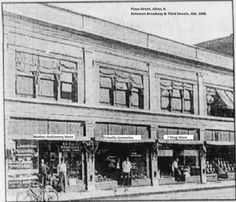 Believe Piasa St. Downtown Alton, Illinois